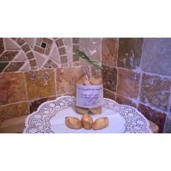 Navettes à la fleur d'oranger - Les Biscuits de Mumu