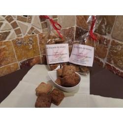 Palets noisettes et pépites de chocolat - Les Biscuits de Mumu