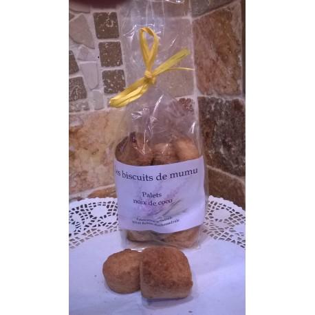 Palets à la noix de coco - Les Biscuits de Mumu