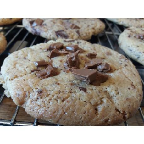 Cookie aux pépites 2 chocolats