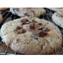 Maxi cookie aux pépites 2 chocolats