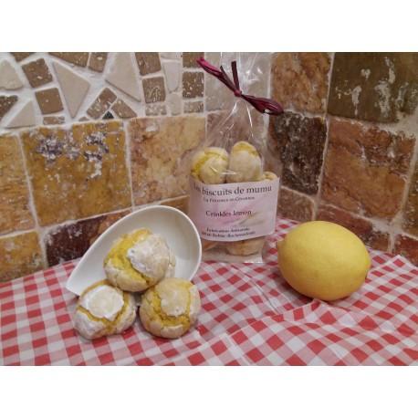 Crinkles lemon