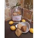 Palets aux citrons confits