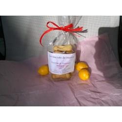Navettes de Provence au citron - Les Biscuits de Mumu